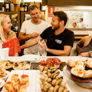 the best tapas in Madrid